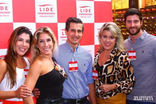 Vanessa Alves Kurokawa, Graziela Brandani, Edmar Carvalho, Flavia Borges Montans e Luiz Picinato