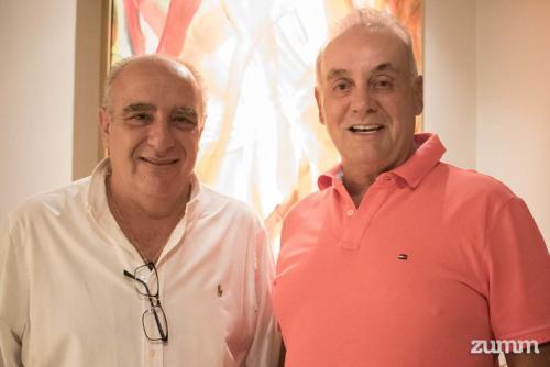 Fernando Junqueira e Eduardo Serafim