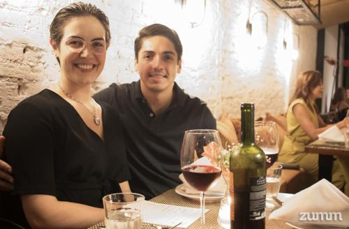 Marina e Dario Micharki