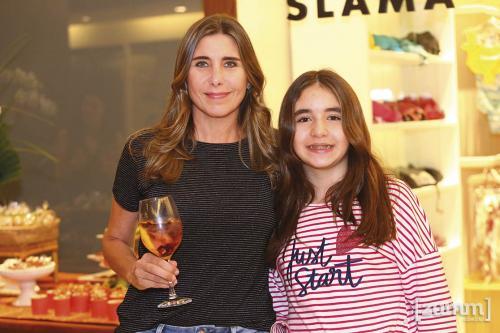 Ellen e Marina Castori