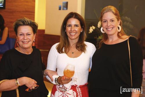 Luzia Scatena, Bruna Cardoso e Roberta Scatena