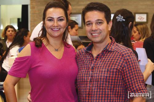 Vanessa e Marcio Hércules