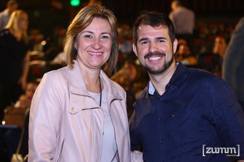 Fernanda pastotello e Anderson Galvan