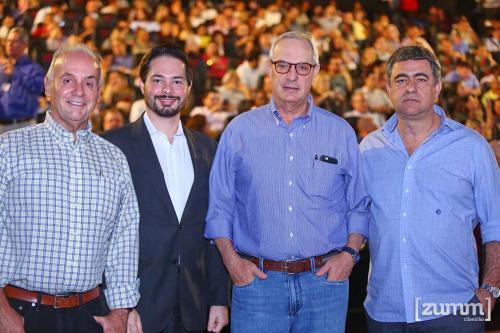 Fernando Junqueira, Rafael Batista, Mateus leoni, Ricardo Telles