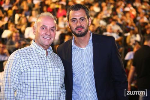 Fernando Junqueira e Leonel Mafud