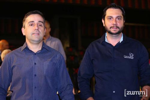 Neimar Mutinelli e Adamo Remonte