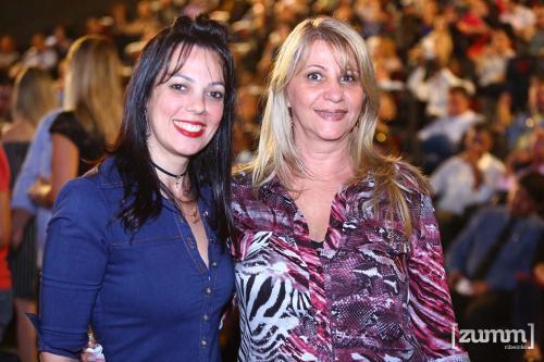 Nina Moreira e Maria Cristina Gonçalves