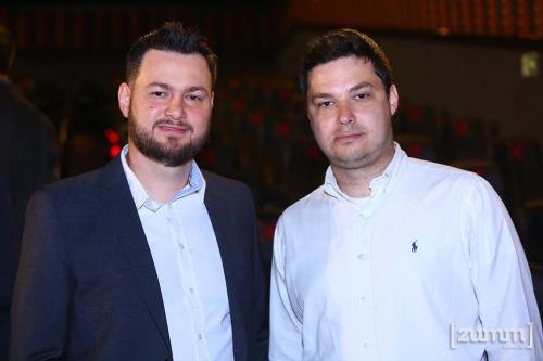 Rodrigo Camargo e Fernando de Freitas