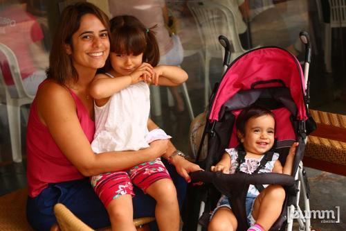 Carlla, Helenna e Eloah Vieira