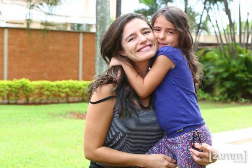 Nagela Costa  e Sofia Marinho