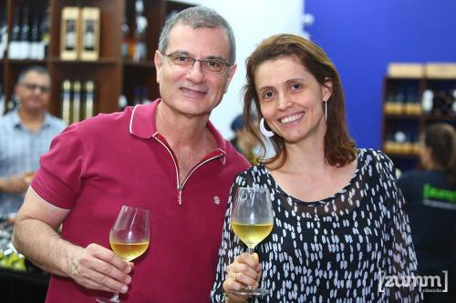 Fernando Fioco e Ana Maria Siriani