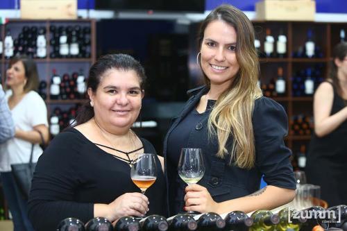 Sandra Carvalho e Nayra Brito