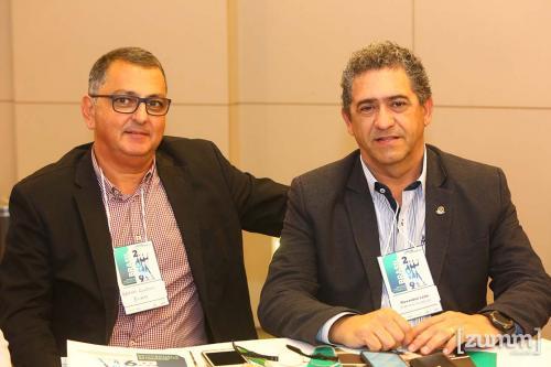Adilson Haddad e Alexandre Leao
