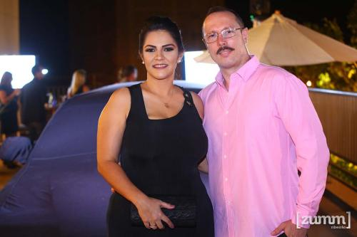 Tassiana e Cesar Morelli