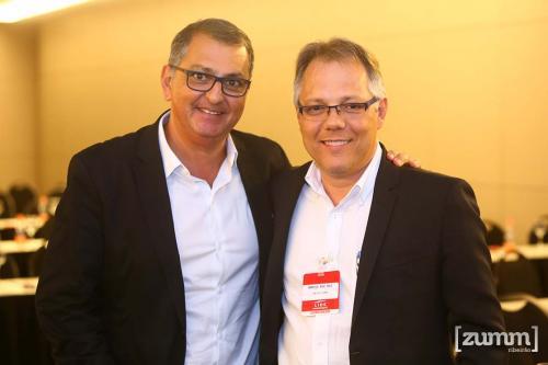 Adilson Haddad e Marcos Rogerio
