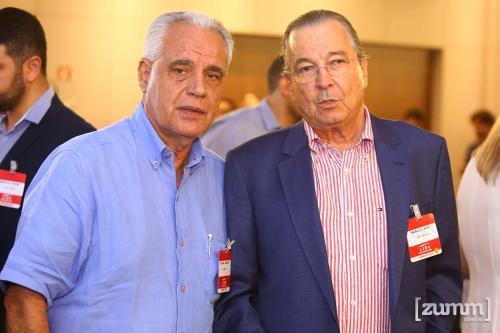 Dorival Balbino e Maurilio Biagi
