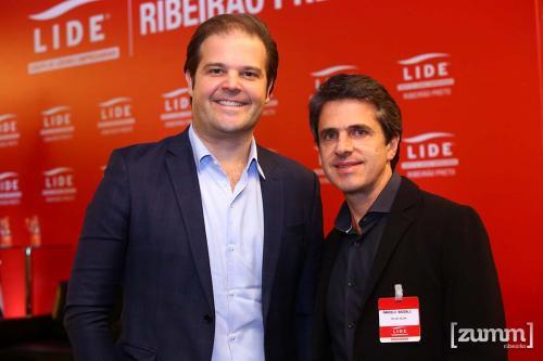 Fabio Fernandes e Marcelo Bazzali