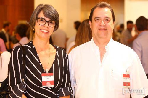 Iroa Nogueira e Paulo Cesar Garcia Lopes