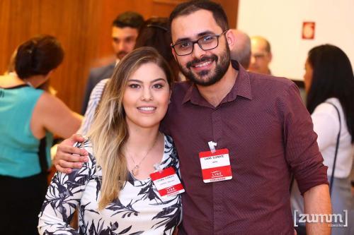 Luciana e Lucas Clemente