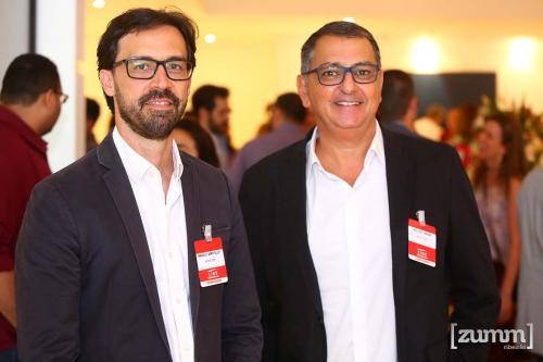 Marcelo Baratella e Adilson Haddad