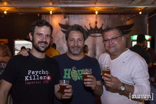 Fabio Antonio, Tio Limongi e Francisco Fatelli