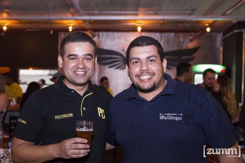 Thiago Fernandes e Davi Falconi