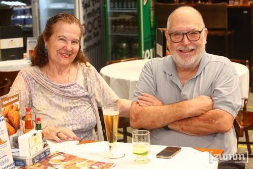 Maria Rosa e Paul Finotti