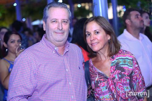 Jacobo e Cristina Soldra