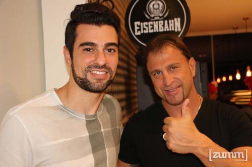 Raphael Magno e Marcelo Bordon
