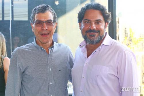 Joao Paulo Fortes Guimarães e Leonardo Marinzeck