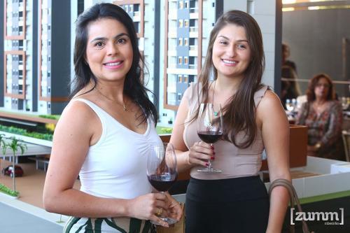 Juliana Rosa e Priscila Bordin