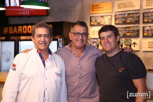Alexandre Leão, Adilson Haddad e Cristiano Rezende