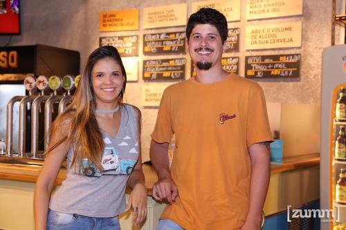 Marta Rocha e Rudson Ferdinando