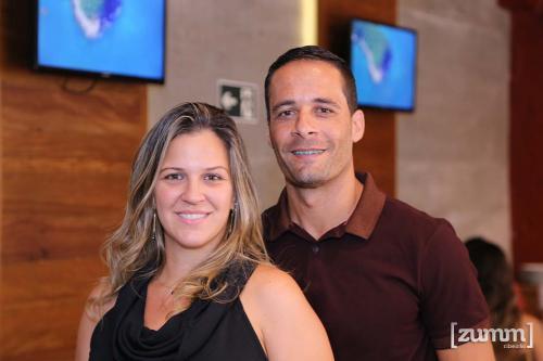 Luciana e Marcio Deleigo