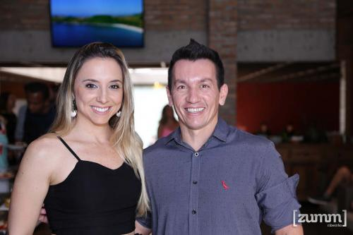 Mari Curi e Tom Osorio