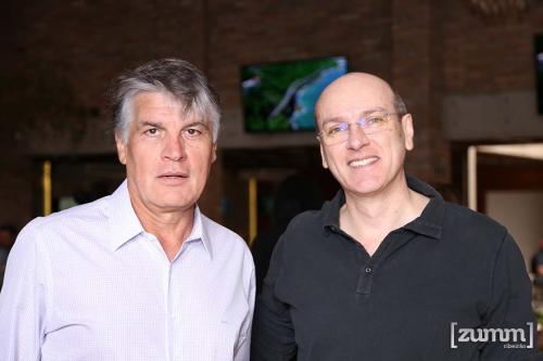 Robson Scorsolini e Dr. Francisco Coletto