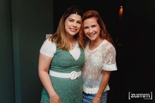 Mariela Girotto e Letícia Savegnago