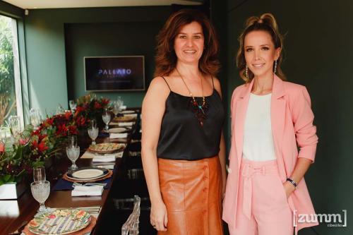 Raquel Junqueira e Fe Camarero