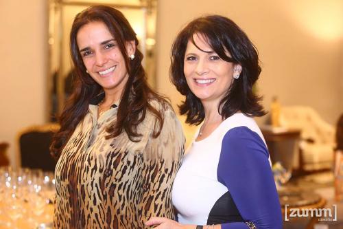 Fernanda Jorge e Clarice Dumas