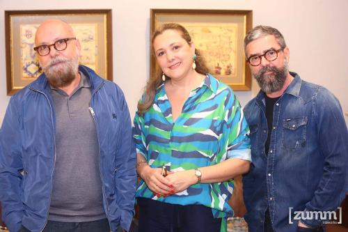 Taroco, Fernanda Costa Lima, Ricardo Locilento
