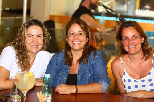 Claudia Tremenchin, TattiBbocaiuva e Erika Sspadao