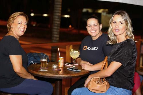 Miriam Rodrigues, Daniela de Souza e Cristiane naves