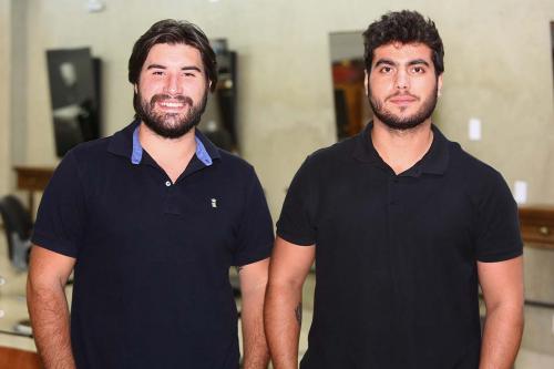 Otávio Campos e Rafael Nazario