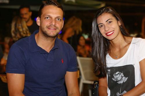 Wesley e Vanessa Gomes