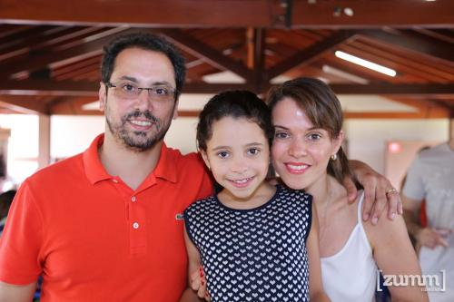 Dr. Lucas, Raphaela e Ticiana Abud