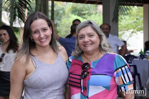 Renata Freitas e Valdete Mischiatti