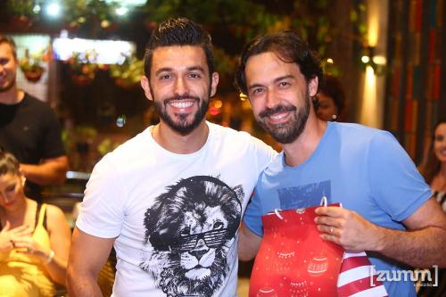 Alexandre Oliveira e Marcelo Baratella