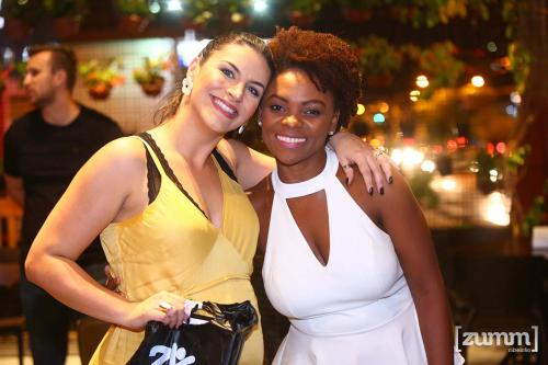 Joana Mortari e Euselene Gonçalves