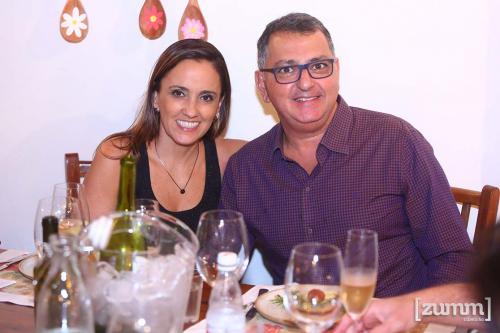 Adilson e Eliane Haddad