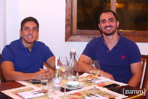Dario e Gabriel Passella